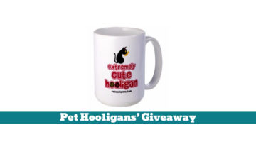Pet Hooligans' Giveaway