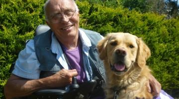 Canine Partners: Meet Glyn Jones And Osborne
