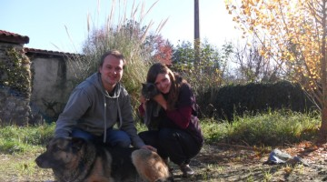 What's It Like To Be A Pet Sitter? Meet James & Jemma