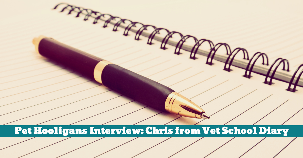 Vet_School_Diary_Chris_Study_Courses_Training_Learning