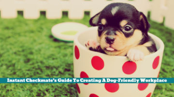 Instant Checkmate's Guide To Creating A Dog-Friendly Workplace