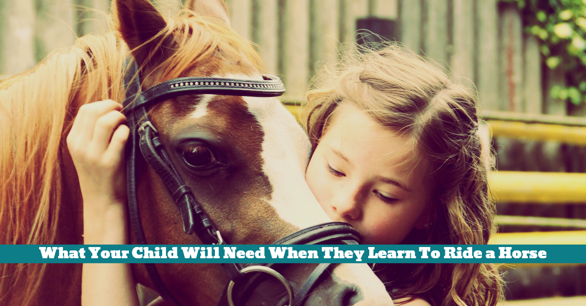 Horse_Child_Young_Ride_Learn