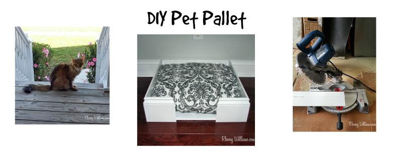 DIY Pet Pallet