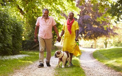 4 Tips for Making Walking Fun For Both You and Your Pooch